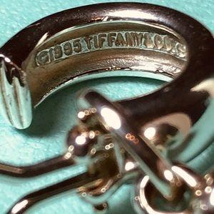 Tiffany & Co. Jewelry - Tiffany & Co. Pink Ball Dangling Clip on Earrings